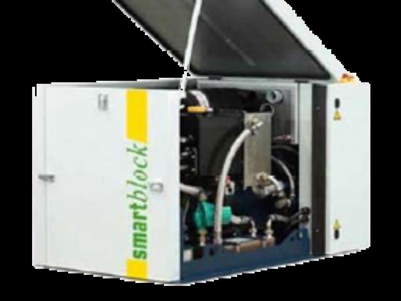 Energimizer Natural Gas Fired CHP EM 50NG